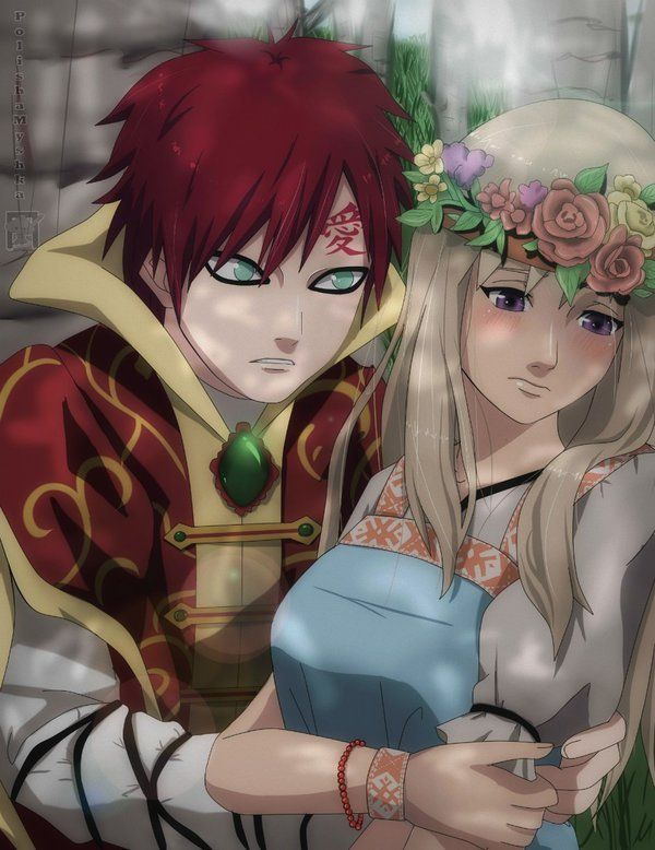 gaara and sakura moments - photo #36