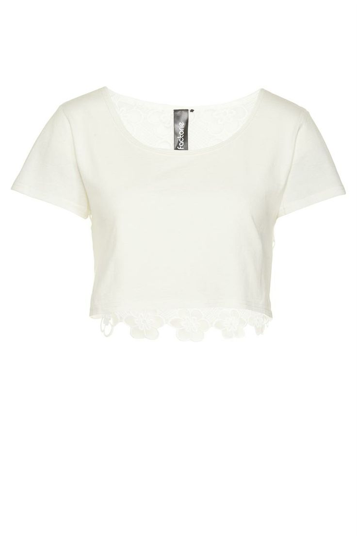 contrast charing cross tee | Factorie This is sexy, $20.