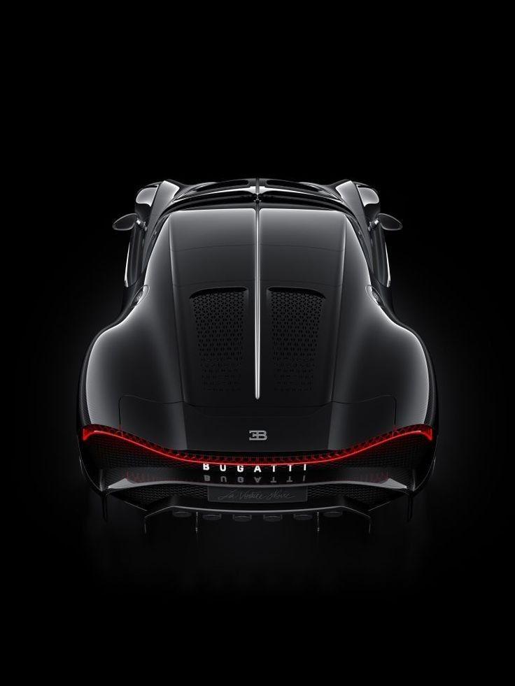 Bugatti La Voiture Noire 4 Voitures Noires Bugatti Et