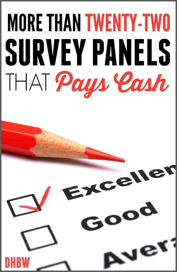 legitimate survey sites that pay
