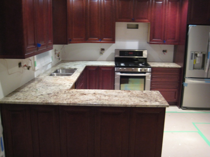 1000+ images about Granite Sienna Bordeaux By Art Granite Countertops ...