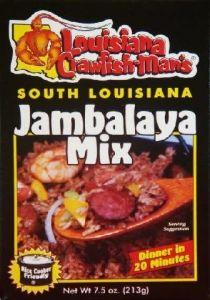 Louisiana Crawfish-Man's Jambalaya Mix