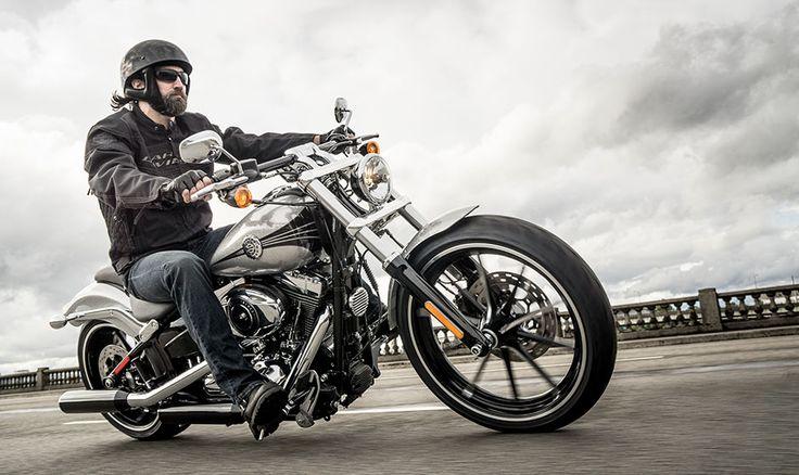 2016 Harley davidsons   2015 Harley Davidson Breakout review 2015 Harley Davidson Street Glide ...