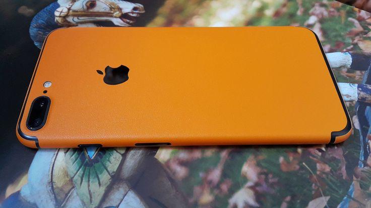 Folii Carbon 3M Skin Apple iPhone 7 Plus