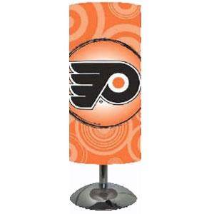 flyers lamp philadelphia flyersgame roomman cavehockeybaby boyroom ideas