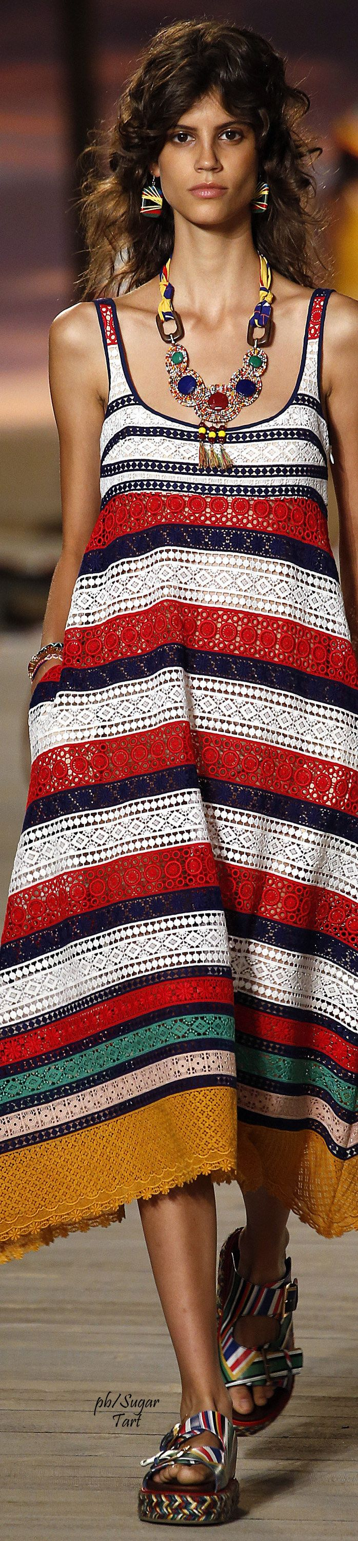 Tommy Hilfiger Spring 2016 | House of Beccaria~