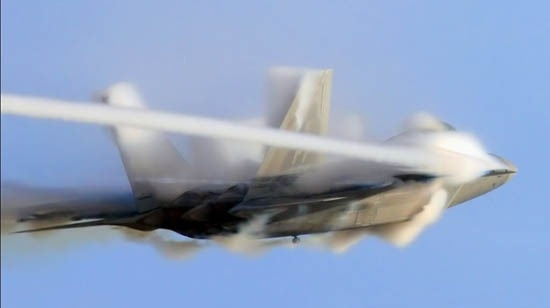 F22 Raptor Sonic Boom: Fighter Aircraft, F22 Raptors, Jets Planes, Fighter Planesjet, Boom F22, F 22 Raptors, High R, Flying Machine, Fighter Jets