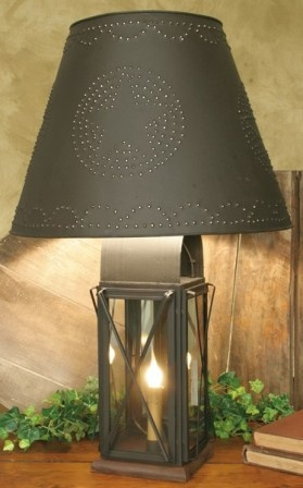 rustic lamps star lamp and rustic on pinterest. Black Bedroom Furniture Sets. Home Design Ideas