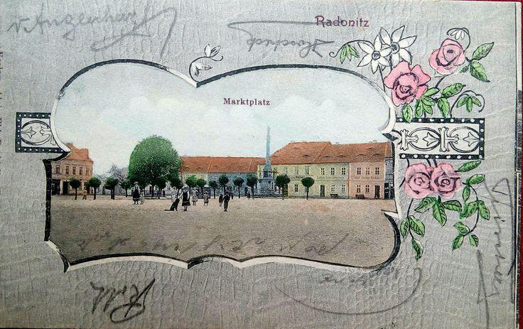 Radonice - 1907