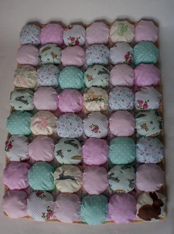 Girls pink baby bubble blanket machine by MissSaturnDesigns