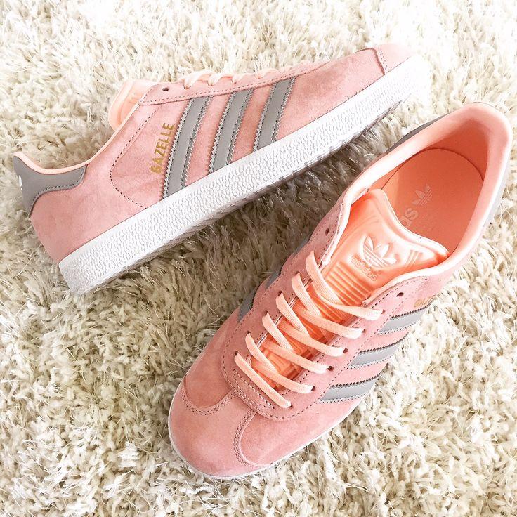 Pastelové tenisky adidas Gazelle
