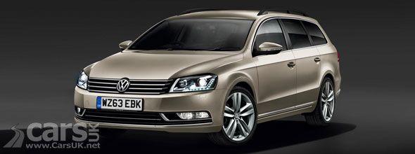 2014 VW Passat Executive and Executive Style revealed. http://www.carsuk.net/2014-vw-passat-executive-executive-style-revealed/