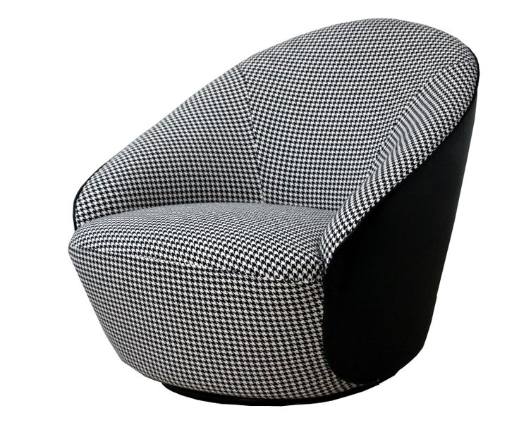 Product Specification: Dimensions: Width 820mm x Height 760mm x Depth 905mm Color: Black and white Material: fabric EAN:5055722100083 Condition: New, produced to UK standard and well packed. Suitability: domestic and light commercial use only