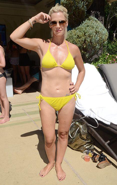 Jennie Garth Unveils Thin, Toned Bikini Body In Las Vegas -5469