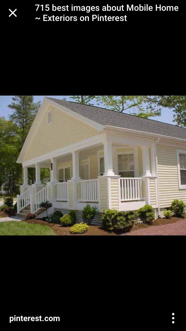 Alabama Manufactured Homes Exterior Liberty Homes