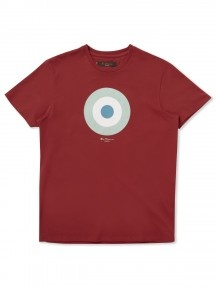 Classic Target Print T-Shirt  This is GREAT classic T-shirt.. it's available in multiple colors that can satisfy all eyes.   Ben Sherman lineClassic Target, Target Prints, Multiplication Colors, Classic T Shirts, Ben Sherman, Prints Tshirt, Prints T Shirts