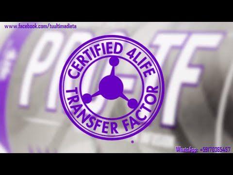 "PRO-TF Proteina Hidrolizada RAPIDA con Factores de Transferencia 4Life ""Tu Ultima Dieta"" - YouTube"