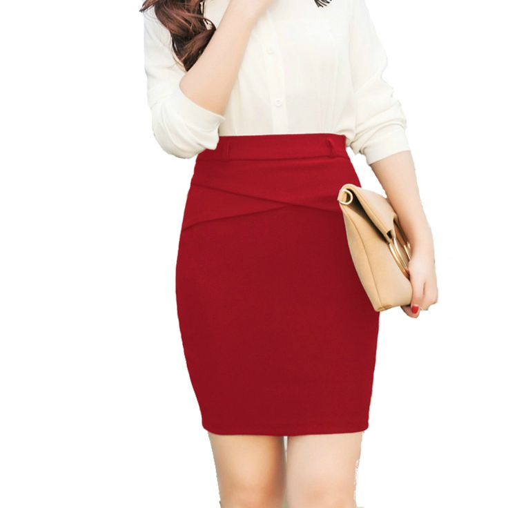 Pencil skirt everyone likes
