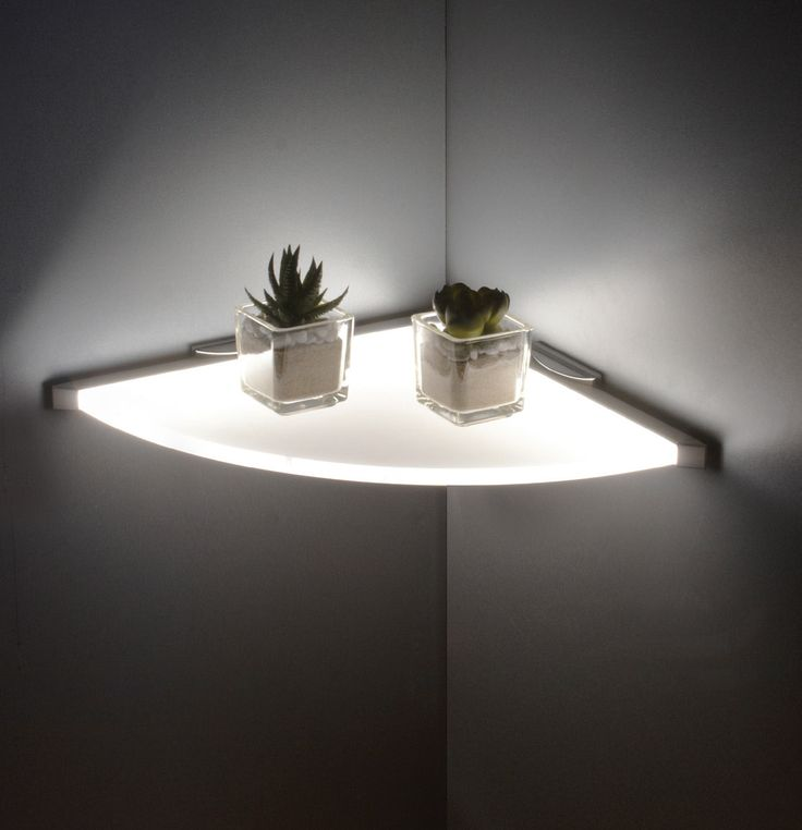 This shelf has lots of uses and will proudly show off your finest perfume (or cactus plants!).