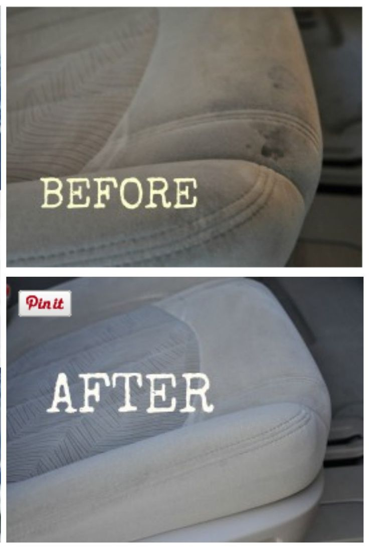 Car interior cleaner diy - 28 Ways To Fix Stuff Your Kids Ruined