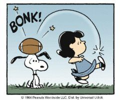 Snoopy Football Season is Here! yeaaaa!