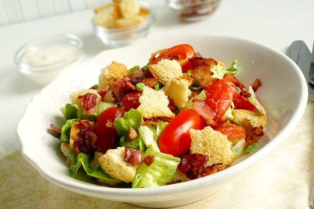 Сочетание бекона, латука и томата, или просто BLT, как ни крути, а ассоциируется непременно с американской кухней. Это классическое сочетание преображает любое…