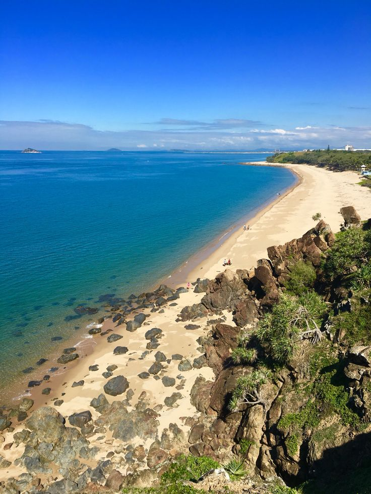 This Is Gorgeous Lamberts Beach, Mackay Qld Australia... Its A Perfect Day To Capture A Shot!!! ✨✨