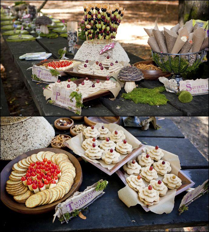 Best 25+ Fairy Party Foods Ideas On Pinterest