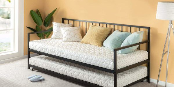 Top 5 Best Daybed With Trundle Under 200 Twin Mattress Size