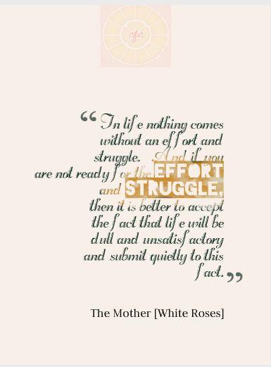 sri aurobindo the mother essay