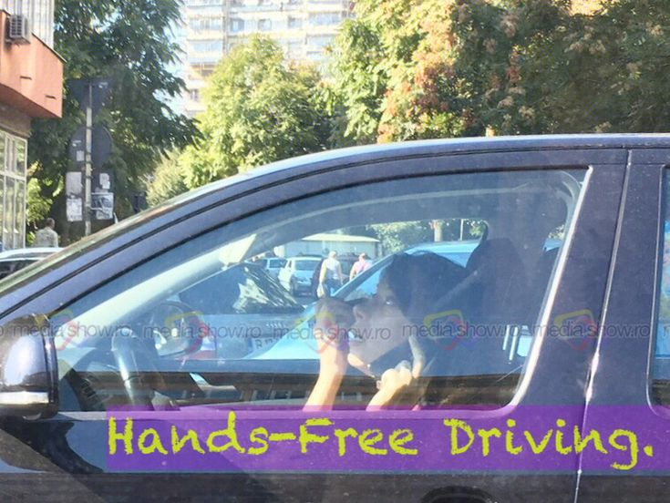 Hands-free Driving. Sort of.
