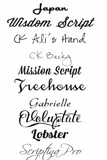 169 Best Fonts Html Help Printables Images On Pinterest