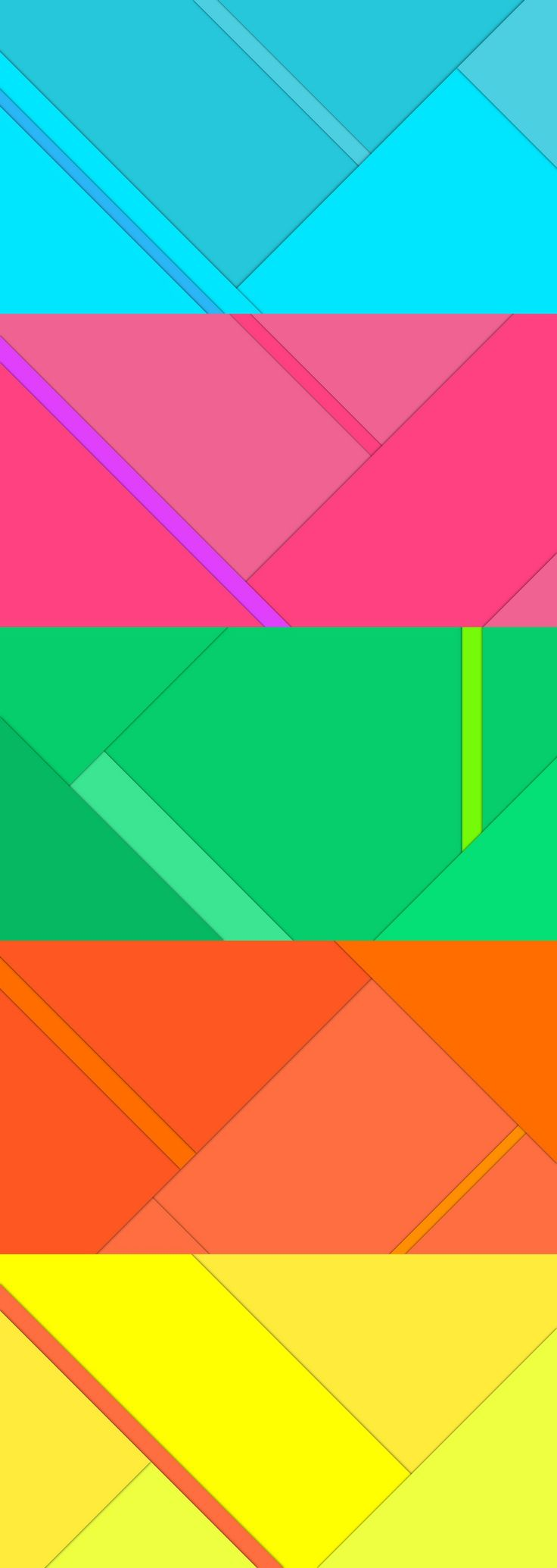 MATERIAL DESIGN BACKGROUNDS Material Design Backgrounds. Set of five background- wallpapers in material design. Blue, pink, green, orange and yellow colors. #material #design #materialdesign #wallpaper #background #blue #pink #green #orange #yellow #layers #shadows #free #download #design #protium #protiumdesign #freebies #freebie