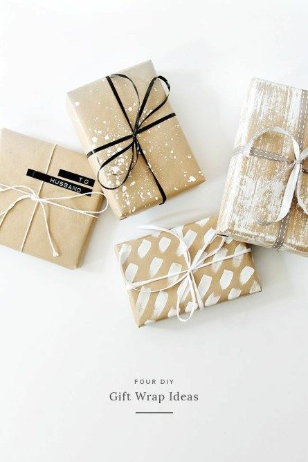 50 Perfect Christmas Gift Wrapping: DIY Ideas