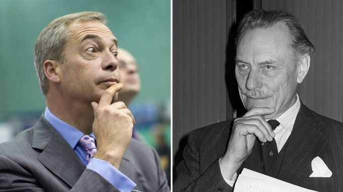 "Ukip leader Nigel Farage asked Enoch Powell to publicly back his attempt to win a by-election 20 years ago but he refused, it was reported.   Rightwing Powell, famed for his Rivers of Blood speech, also turned down two requests to stand for Ukip, according to the Daily Telegraph.  Letters seen by the newspaper are said to reveal a then 29-year-old Farage wrote to Powell in March 1994 when he was a candidate for Eastleigh.   He is reported to have told him: ""I have everything in place to ..."