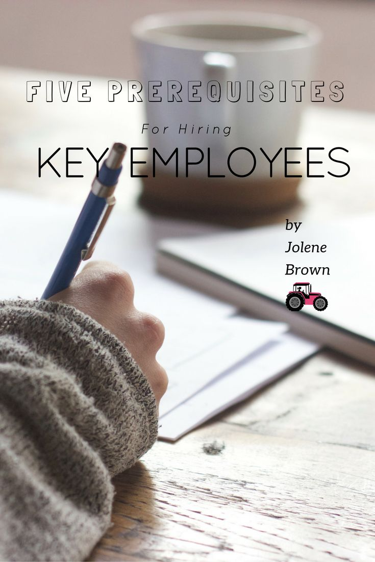 when key employees clash essay When an employee leaves a 4-person company, that's a quarter of the workforce gone in an instant if a large company lost 25% of their employees in but no single employee should hold the keys to the kingdom, because when they leave, nobody will be able to get inside a good exercise that you can.