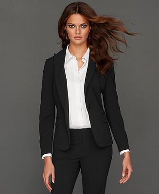 17 Best images about Suited on Pinterest | Jackets for women ...