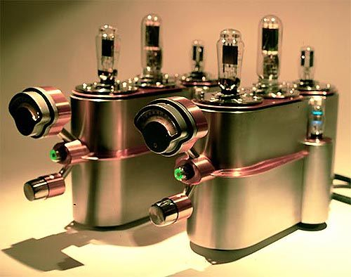 Gorgeous amplifiers, made in Utah | The Audiophiliac - CNET News