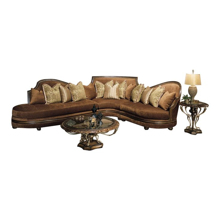 Shop Benettis Italia Ravenna Sectional Living Room Set At ATG Stores Browse Our