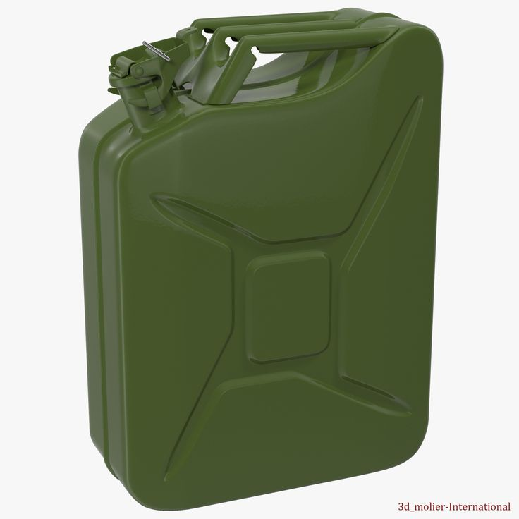 3d model of Gas Can http://www.turbosquid.com/3d-models/gas-3d-model/931307?referral=3d_molier-International