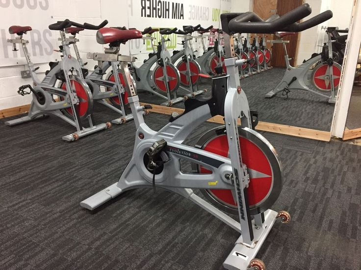 Schwinn Evolution Indoor Cycle Exercise Bike Commercial Gym Equipment #Schwinn