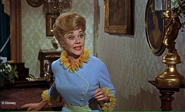 """She sang �Political equality and equal rights with men!� in a children�s movie. RELEASED 50 YEARS AGO. 
