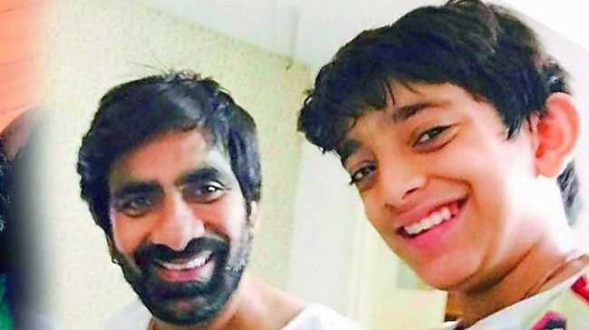 Ravi Teja's Son Mahadhan Debut Into Tollywood