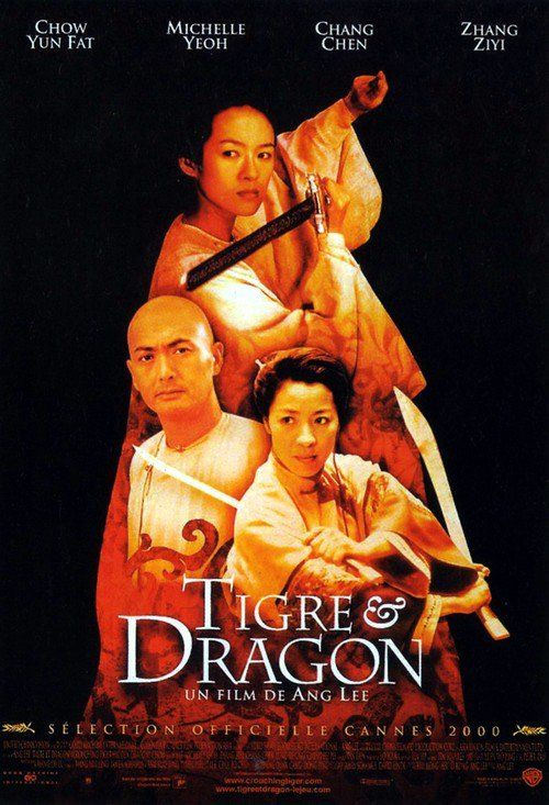 Crouching Tiger, Hidden Dragon Full Movie Online 2000