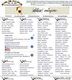 Aquí encontrarás una selección de las 10 mejores páginas web que ofrecen ejercicios de inglés con gran variedad y de todos los niveles.