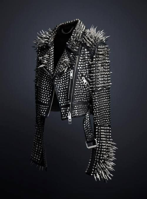 Spiked Blazer April 2017