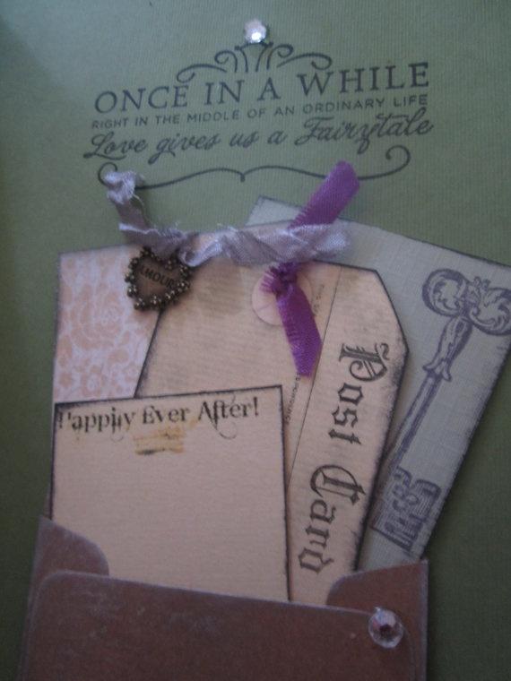 fairytale wedding guestbook