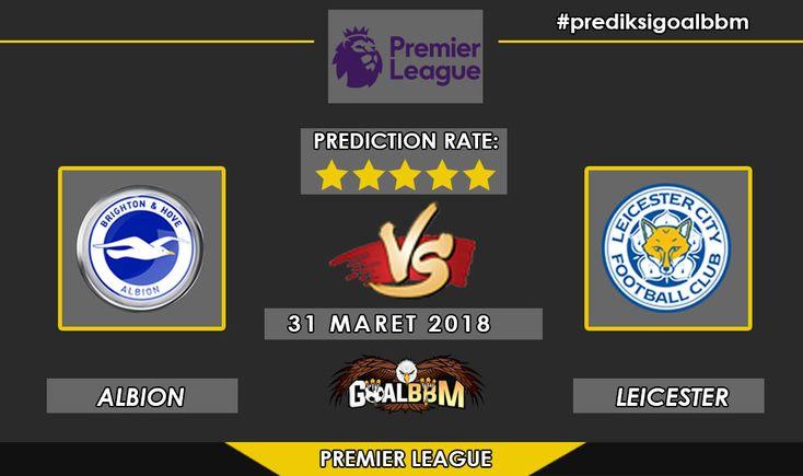 #Goalbbm #PrediksiSkor #PrediksiBola #PrediksiGoalbbm #PrediksiSkorBola #PrediksiBolaMalamIni #PrediksiLigaInggris #PrediksiSkorBola #Albion #LeicesterCity Prediksi Skor Bola Brighton & Hove Albion vs Leicester City 31 Maret 2018 https://goo.gl/qBtLFp