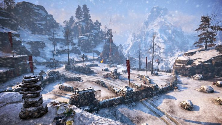 Far Cry 4's Valley of the Yetis DLC walkthrough [PS3/PS4/Xbox 360/Xbox One/PC]