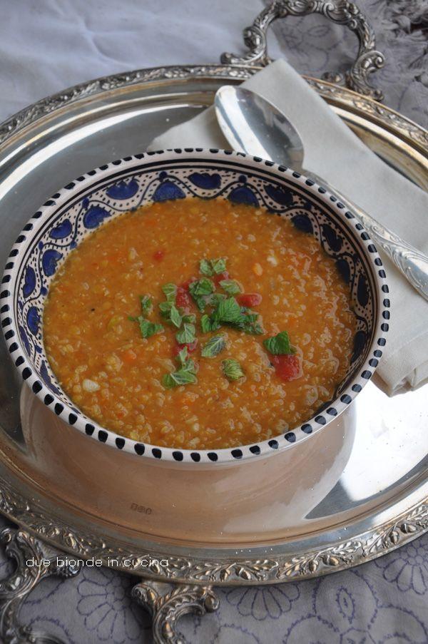 Due bionde in cucina: cucina marocchina